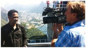 Valdo, un brésilien à Rio